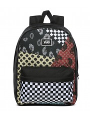Vans REALM CLASSIC BACKPACK Floral Patchwork
