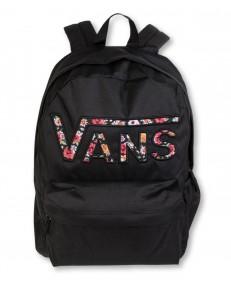Vans REALM FLYING V BACKPACK Black/Mixed Floral
