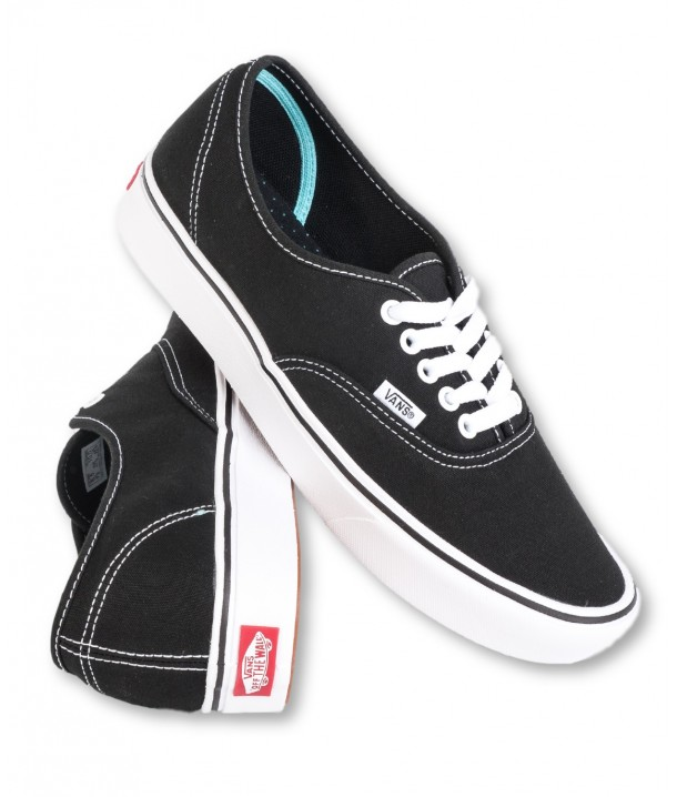 Vans COMFYCUSH AUTHENTIC (Classic) Black/True White VA3WM7VNE