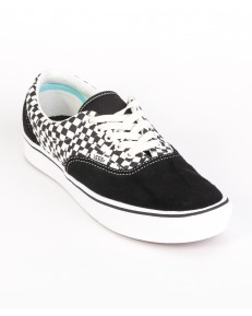 Vans COMFYCUSH ERA (Tear Check) Black/True White
