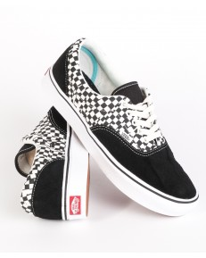 Buty Vans COMFYCUSH ERA (Tear Check) Black/True White
