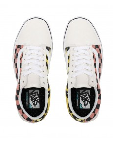 Vans COMFYCUSH OLD SKOOL (Mixed Media) White/Multi