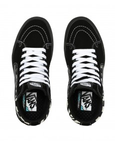 Vans COMFYCUSH SK8-HI (Mixed Media) Antique White/Black
