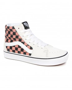 Vans COMFYCUSH SK8-HI (Mixed Media) White/Multi