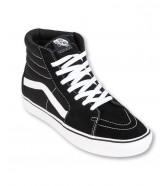 Vans COMFYCUSH SK8-HI (Classic) Black/True White