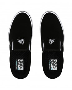 Buty Vans COMFYCUSH SLIP-ON (Sixty Sixers) Black/True White