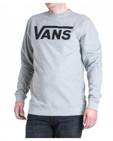 Vans CLASSIC CREW II Cement Heather/Black