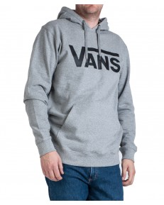 Vans CLASSIC PULLOVER II Cement Heather/Black
