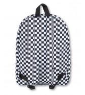 Zestaw Vans Plecak OLD SKOOL III + Worek BENCHED BAG Black/White