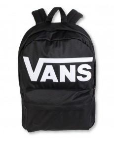 Zestaw Vans Plecak OLD SKOOL III Black + Worek BENCHED BAG Black/White