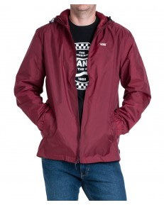 Vans GARNETT JACKET Biking Red