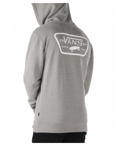 Vans FULL PATCHED PULLOVER Cement Heather