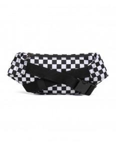 Nerka Vans MINI WARD CROSS BODY Black/White Checkerboard
