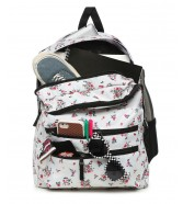Vans SCHOOLIN IT BACKPACK Beauty Floral Marshmallow