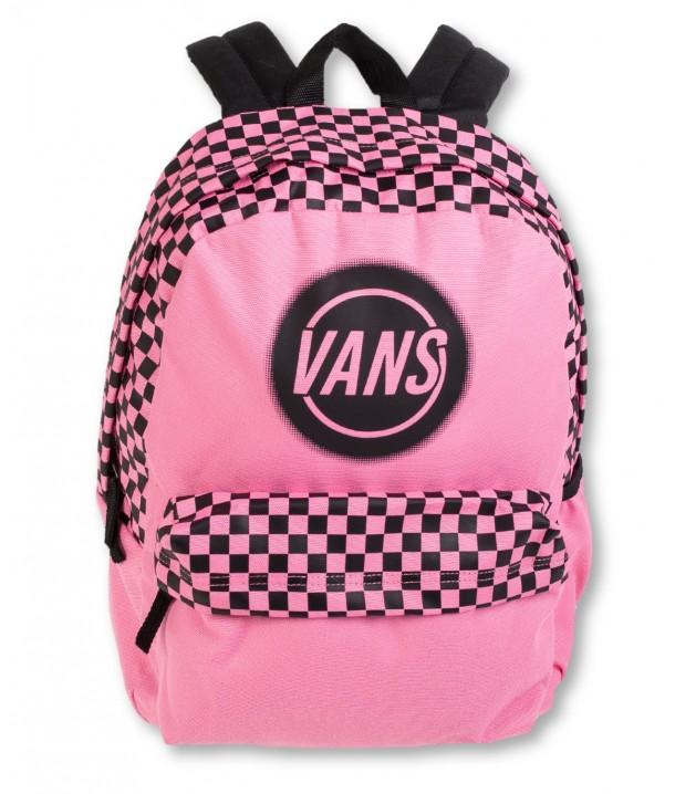 Vans TAPER OFF REALM BACKPACK Azalea Pink VA48GMJBT