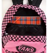 Vans TAPER OFF REALM BACKPACK Azalea Pink