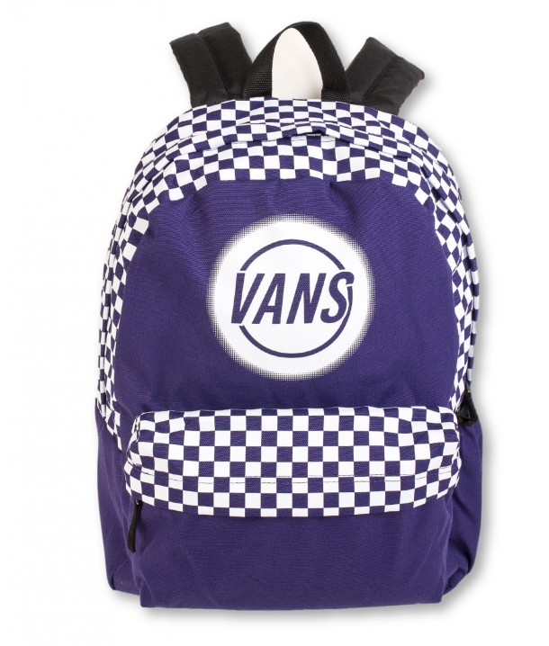 Vans TAPER OFF REALM BACKPACK Violet Indigo VA48GMSF5