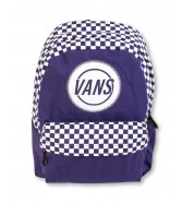 Vans TAPER OFF REALM BACKPACK Violet Indigo