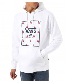 Vans CHERRIES PULLOVER White/Cherries
