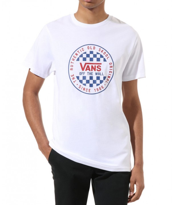 Vans OG CHECKER SS White