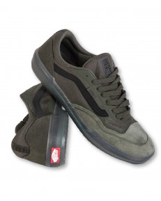 Vans AVE PRO (Rainy Day) Forest Night/Black