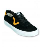 Vans SPORT Black/Cadmium Yellow