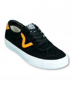 Vans SPORT Black/Cadmium Yellow