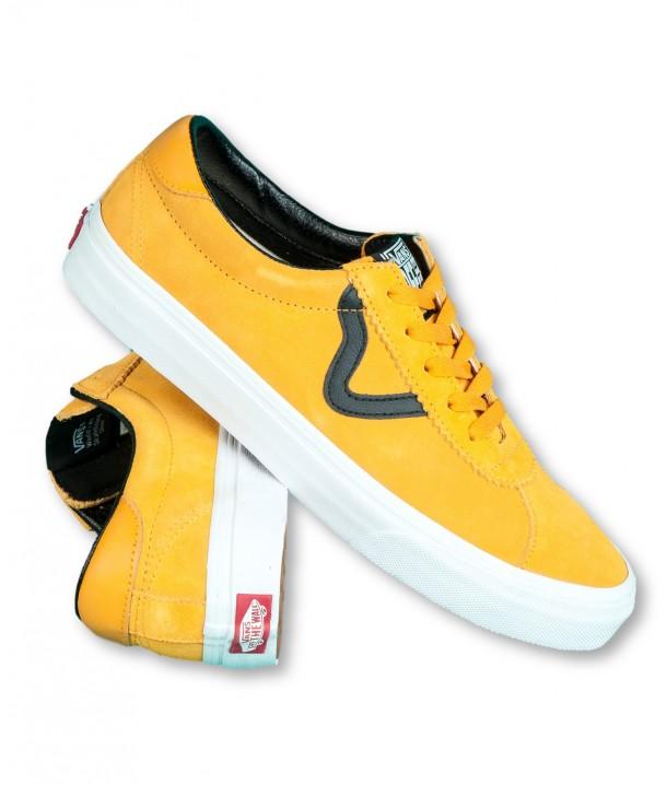Vans SPORT Cadmium Yellow/True White