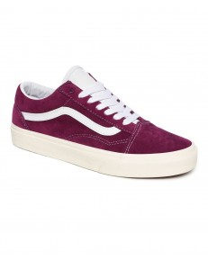 Vans OLD SKOOL (Pig Suede) Grape Juice/Snow White
