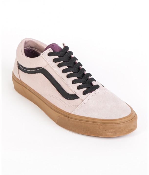 Vans OLD SKOOL (Gum) Shadow Gray/Prune VA4BV5V4S
