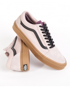 Vans OLD SKOOL (Gum) Shadow Gray/Prune