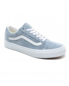 Vans OLD SKOOL (Pig Suede) Blue Fog/True White