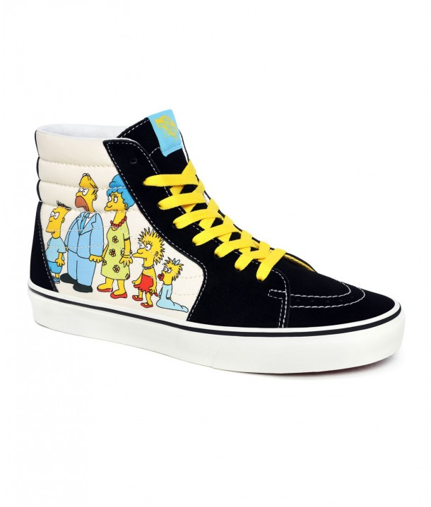 Vans SK8-HI (The Simpsons) 1987-2020