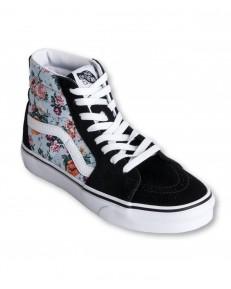 Vans SK8-HI (Garden Floral) True White