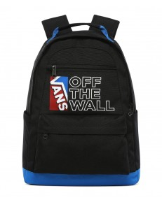 Vans STARTLE BACKPACK Black/Victoria Blue