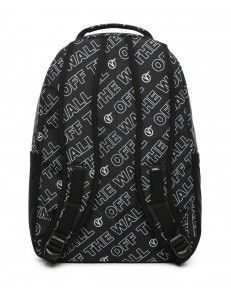 Vans STARTLE BACKPACK Black Dimenson