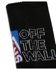 Vans Socks DIMENSIONS CREW Black