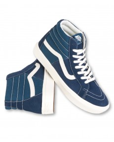 Vans COMFYCUSH SK8-HI (Ripstop) Dress Blues/Gibraltar Sea