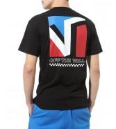 T-shirt Vans DIMENSIONS SS Black