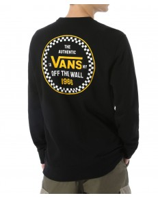 Vans CHECKER 66 CREW Black