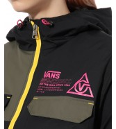 Vans ANORAK 66 SUPPLY LONG MTE Black