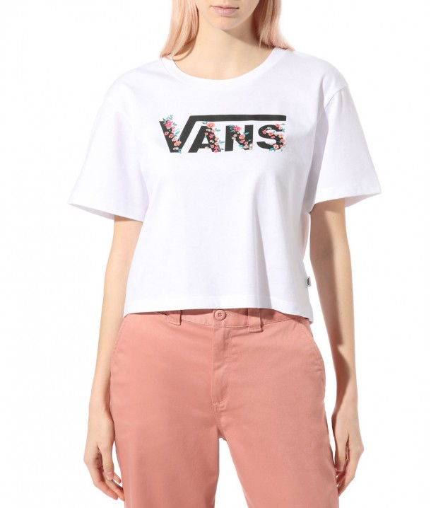 T-shirt Vans BUNDLEZ BELL White