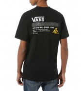 Vans 66 SUPPLY SS Black