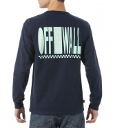 Vans OFF THE WALL CLASSIC GRAPHIC Dress Blues