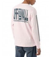Vans OFF THE WALL CLASSIC GRAPHIC Vans Cool Pink