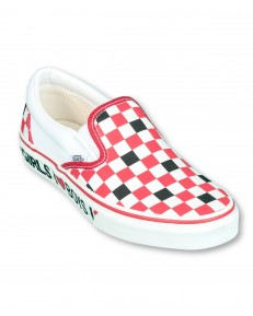 Buty Vans CLASSIC SLIP-ON (I Heart) Black/True White