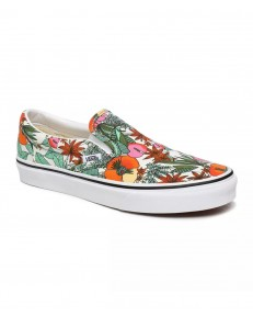 Vans CLASSIC SLIP-ON (Multi Tropic) Bit Of Blue/True White