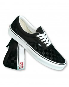 Buty Vans ERA (Deboss Checkerboard) Black/True White