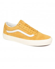 Vans OLD SKOOL (Pig Suede) Honey Gold/True White