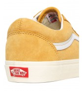 Vans OLD SKOOL (Pig Suede) Honey Gold/True White